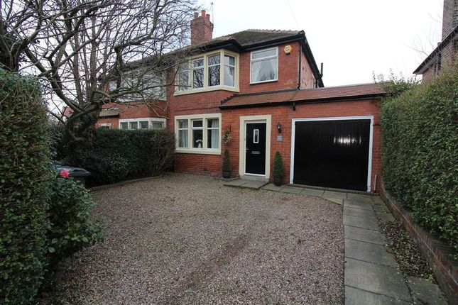 Thumbnail Semi-detached house for sale in Blackpool Old Road, Poulton-Le-Fylde