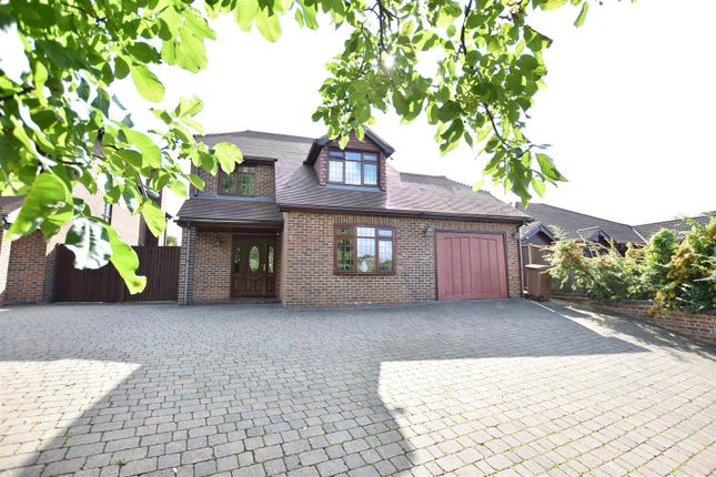 Thumbnail Detached house for sale in Broom Hill Road, Strood, Rochester