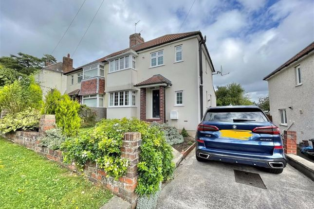 Thumbnail Semi-detached house to rent in Elberton Road, Coombe Dingle, Bristol