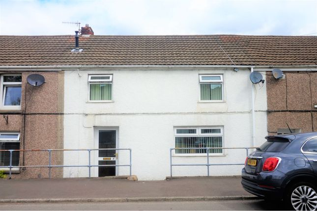 Thumbnail Terraced house for sale in Aberdare Road, Glynneath, Neath