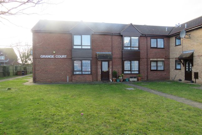 Thumbnail Flat for sale in Battisford Drive, Clacton-On-Sea