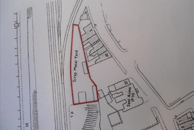 Thumbnail Land to let in Land/Yard, 2 Hall Lane, Huyton, Liverpool