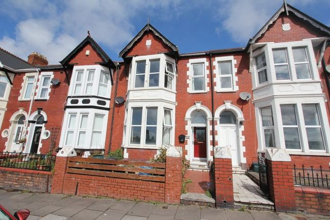 Thumbnail Terraced house for sale in Broad Street, Barry