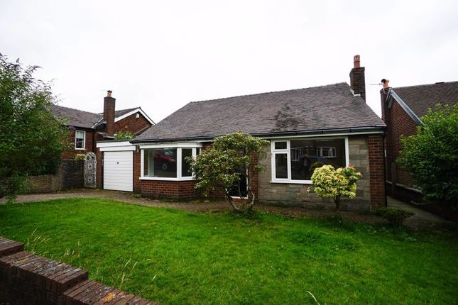 Thumbnail Bungalow to rent in Old Vicarage Road, Horwich, Bolton