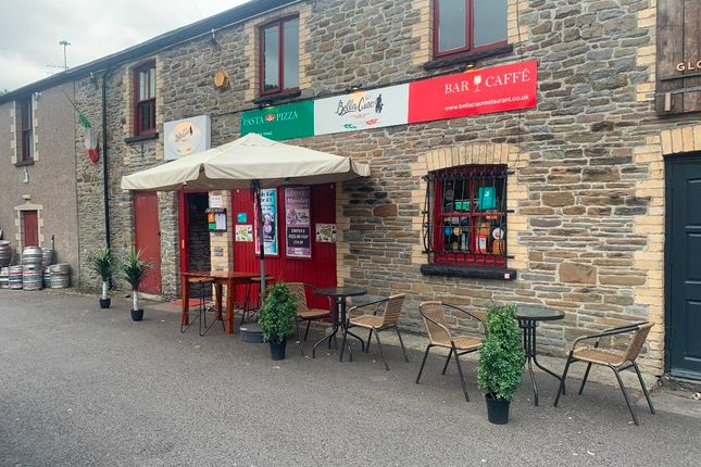 Thumbnail Restaurant/cafe to let in Bella Ciao, Rear Of The Llanover Arms, Bridge Street, Pontypridd