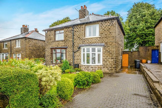 Thumbnail Semi-detached house for sale in Gillroyd Lane, Linthwaite, Huddersfield