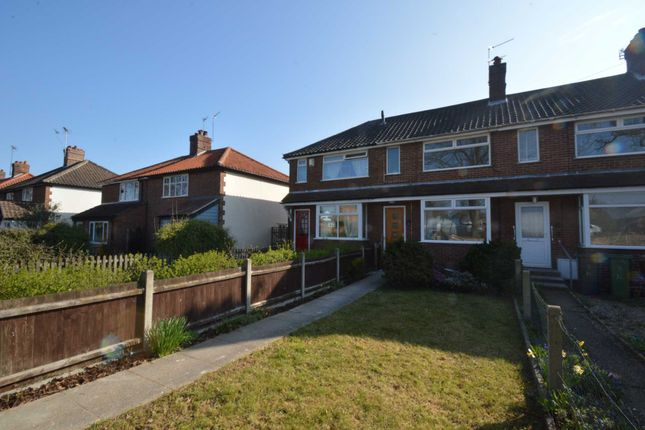 Thumbnail Terraced house for sale in Norwich Road, New Costessey, Norwich