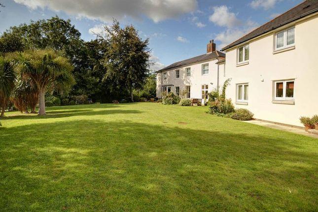 Communal Gardens of Mowbray Court, Heavitree, Exeter EX2