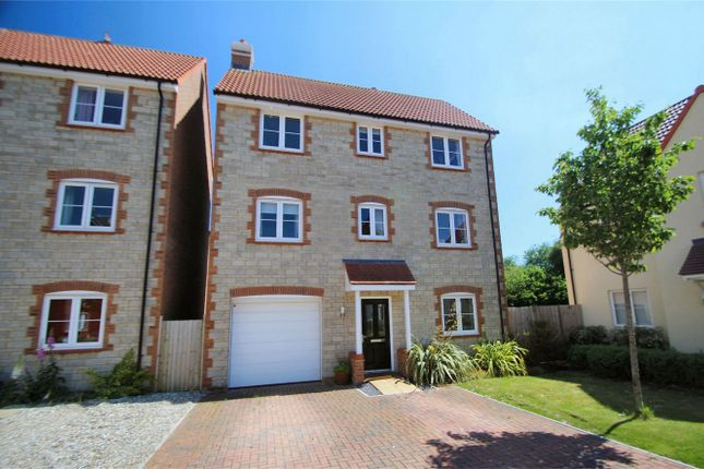 Thumbnail Detached house for sale in Hollybrook Mews, Yate, South Gloucestershire