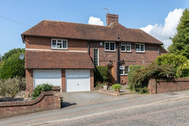 Thumbnail Detached house for sale in Blackhouse Hill, Hythe