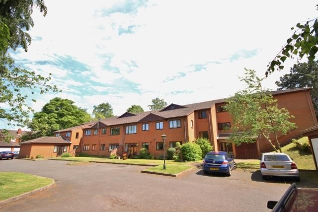 Thumbnail Flat to rent in Oldnall Road, Kidderminster