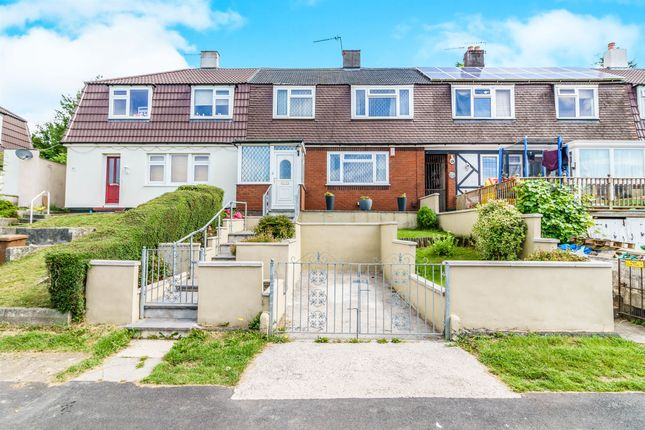Thumbnail Terraced house for sale in Newcastle Gardens, Plymouth