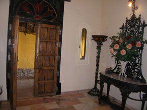 Entrance of Spain, Málaga, Estepona