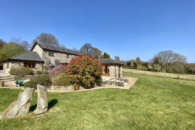 Thumbnail Barn conversion for sale in Brockweir, Chepstow