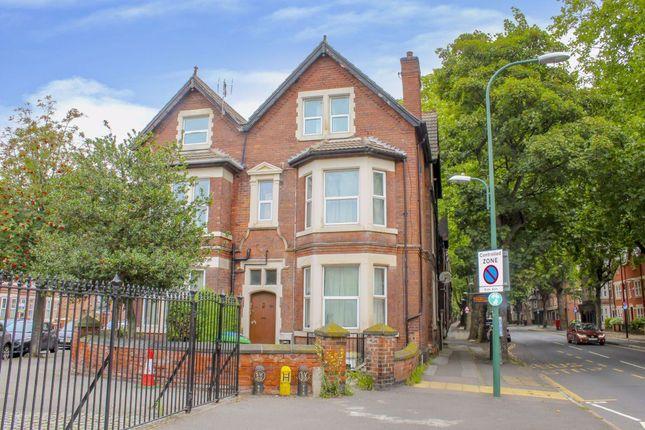 Thumbnail Flat to rent in Fishpond Drive, Nottingham