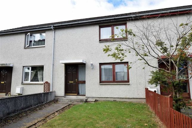Thumbnail Terraced house for sale in Oldtown Place, Inverness