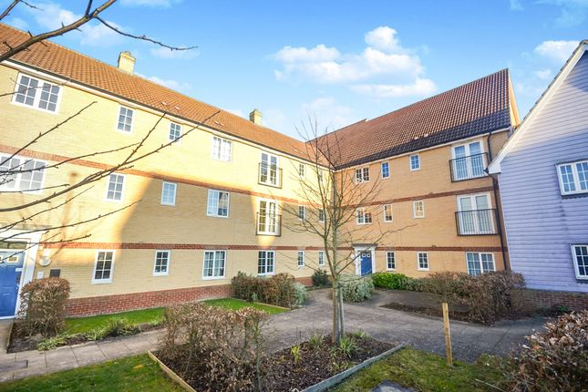 Thumbnail Flat for sale in Bramble Road, Witham