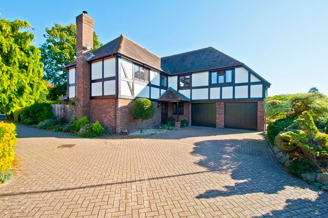 5 bed detached house for sale in Veryan, Fareham