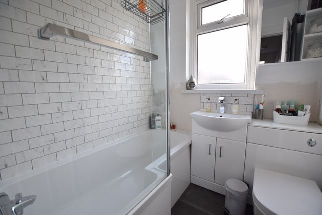 Bathroom of Myrtle Road, Eastbourne BN22