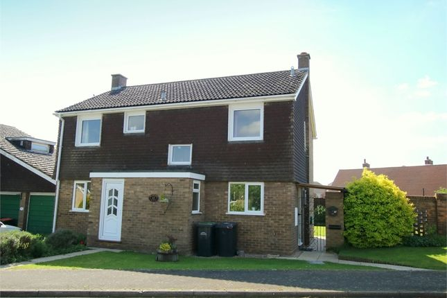 Thumbnail Detached house for sale in Poplar Close, Roxton, Bedford