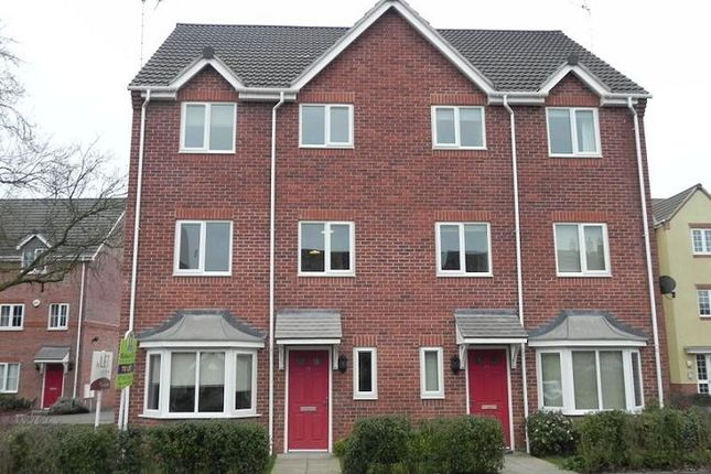 Thumbnail Semi-detached house to rent in Valley Gardens, Kingsway Village Estate, Quedgeley, Gloucester