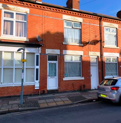 Cooper Street, Leicester LE4
