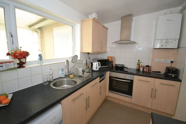 Thumbnail Flat for sale in Concorde Drive, Southmead, Bristol