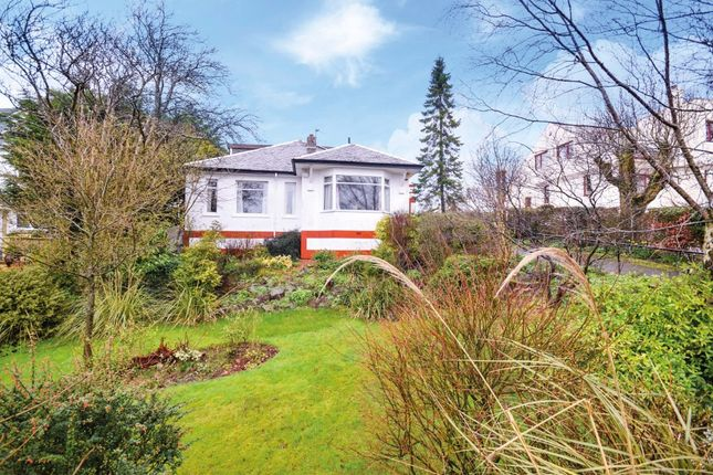 Thumbnail Detached bungalow for sale in Kittochside Road, Carmunnock, Glasgow
