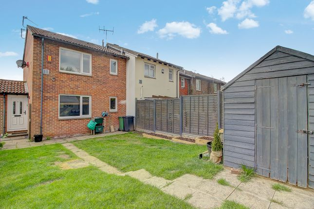 1 bed terraced house for sale in Charlville Drive, Calcot, Reading RG31
