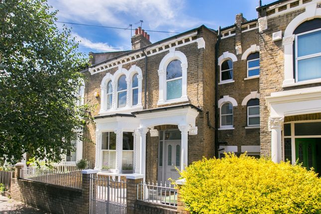 Thumbnail Terraced house to rent in Bushey Hill Road, London