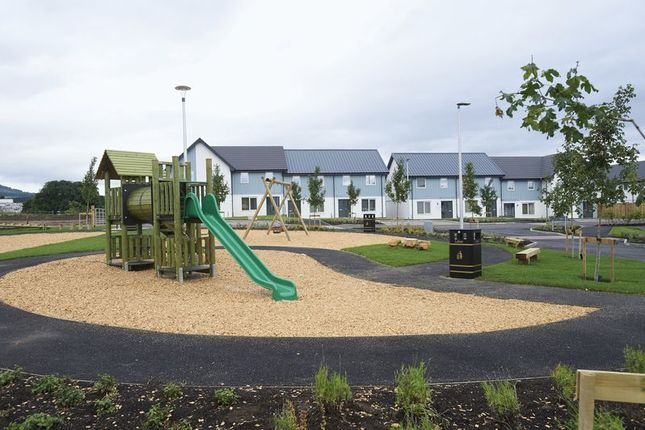 Play Area of Hugh Mackenzie Avenue, Alness IV17