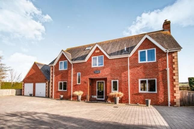 Thumbnail Detached house for sale in Dauntsey, Chippenham, Wiltshire