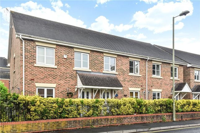 Thumbnail Terraced house for sale in Vicarage Road, Blackwater, Surrey
