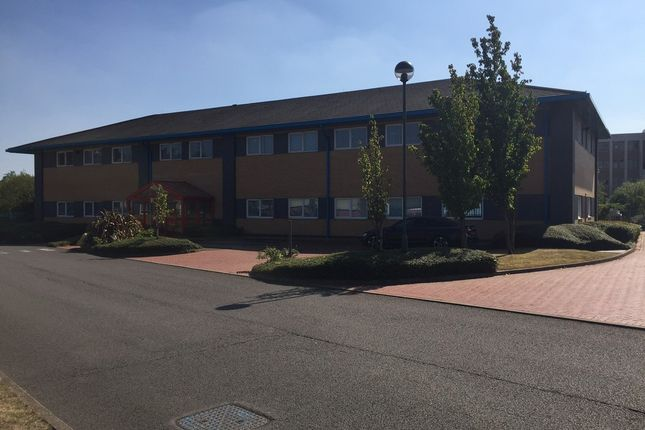Thumbnail Office for sale in Whittle House, Courtaulds Way, Coventry, West Midlands