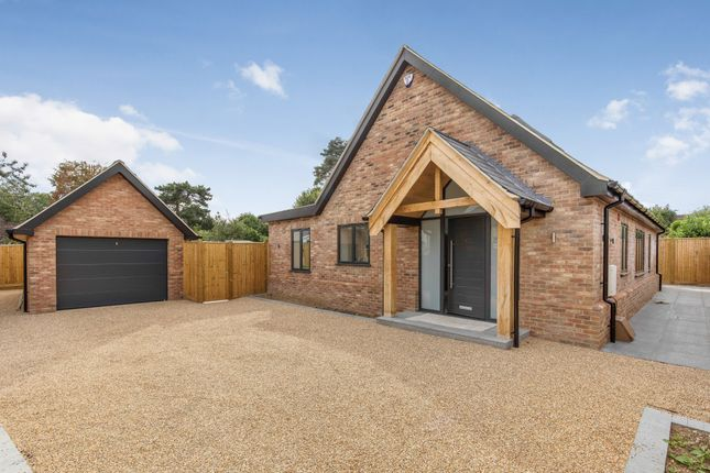 Detached bungalow for sale in Courtview, Hilda Vale Road, Farnborough