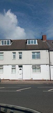 Thumbnail Flat to rent in Poulton Road, Wallasey