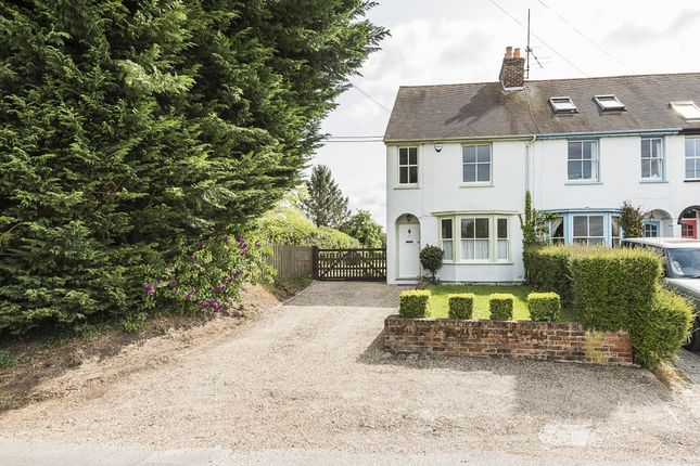 Thumbnail End terrace house to rent in Coldmoorholme Lane, Bourne End