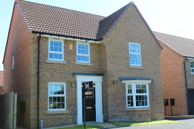 Thumbnail Detached house for sale in Blackthorn Road, Northallerton