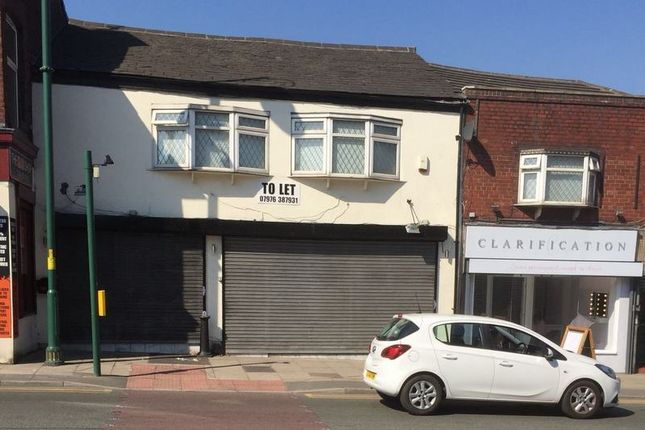 Thumbnail Retail premises to let in Market Street, Hyde