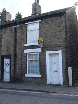 Thumbnail End terrace house to rent in High Street West, Glossop