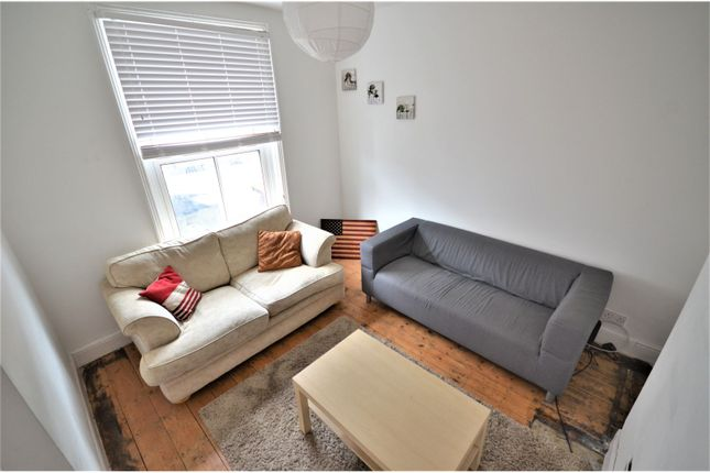 Thumbnail Terraced house to rent in Collingwood Road, Southsea