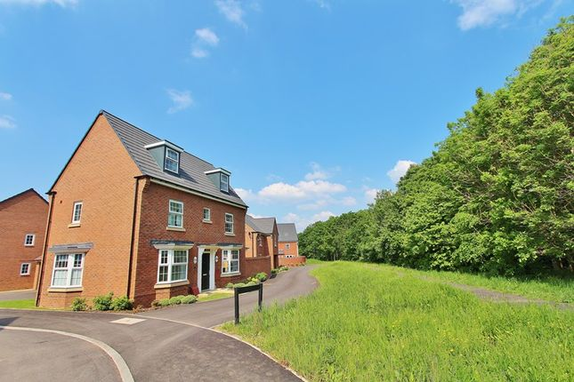 Thumbnail Detached house for sale in Chaffinch Avenue, Keynsham, Bristol