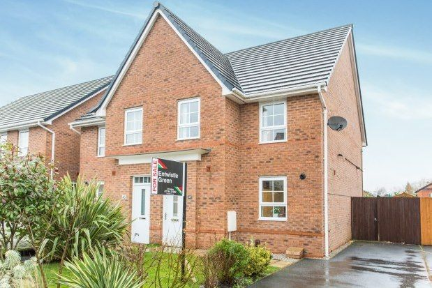 Thumbnail Property to rent in Leighton Drive, St. Helens