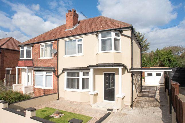4 bed semi-detached house for sale in Eden Crescent, Leeds, West Yorkshire