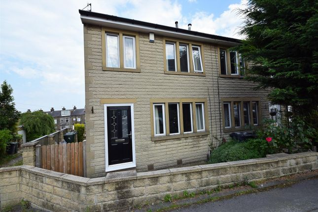 Thumbnail Semi-detached house for sale in Wilfred Street, Clayton, Bradford