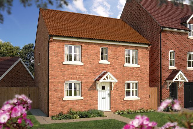 "Thumbnail Detached house for sale in ""The Buxton"" at Coupland Road, Selby"