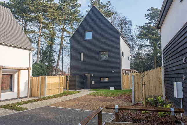 Thumbnail Detached house for sale in Drayton High Road, Hellesdon, Norwich