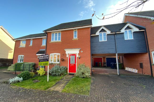 Thumbnail Semi-detached house for sale in Samian Close, Highfields Caldecote, Cambridge