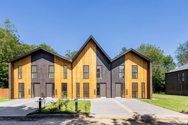 Thumbnail End terrace house for sale in Hastingwood, Harlow, Essex