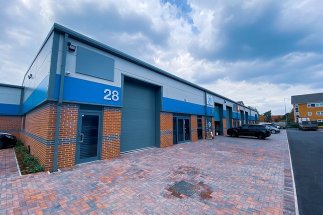 Thumbnail Industrial to let in Leigh Commerce Park, Meadowcroft Way, Leigh